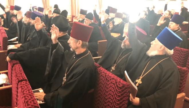 Харківська єпархія УПЦ МП зробила Заяву