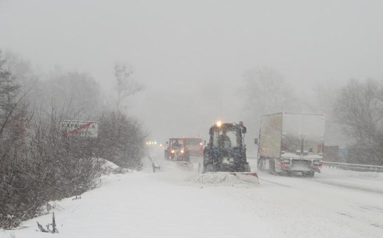 Метеорологи попереджають про погіршення погодних умов