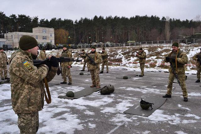 Протягом місяця на Харківщині призвали понад 500 резервістів