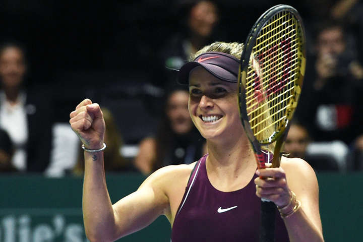 Еліна Світоліна виборола місце у чвертьфіналі Australian Open