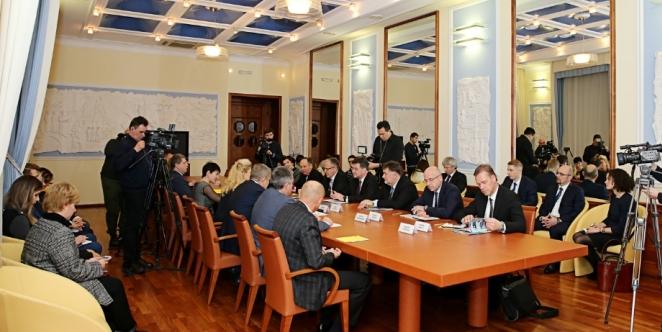 У Харкові обговорили спільні плани зі Словацькою Республікою