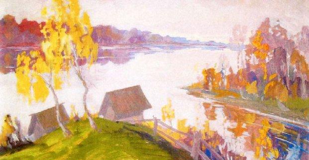 Виставка художника Георгія Косміаді «Мелодія барв»