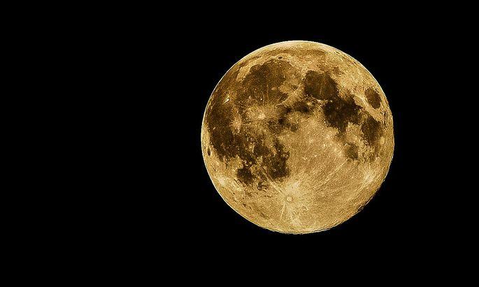 19 лютого над Харковом зійде «Супер Місяць»