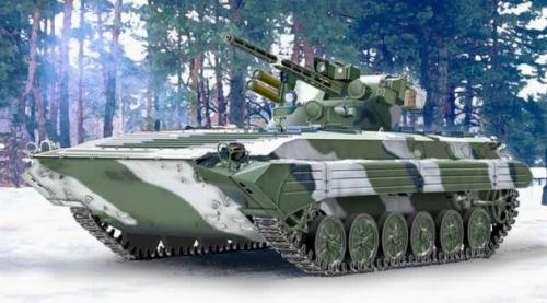 У Харкові почали серійне виробництво гусениць для БМП