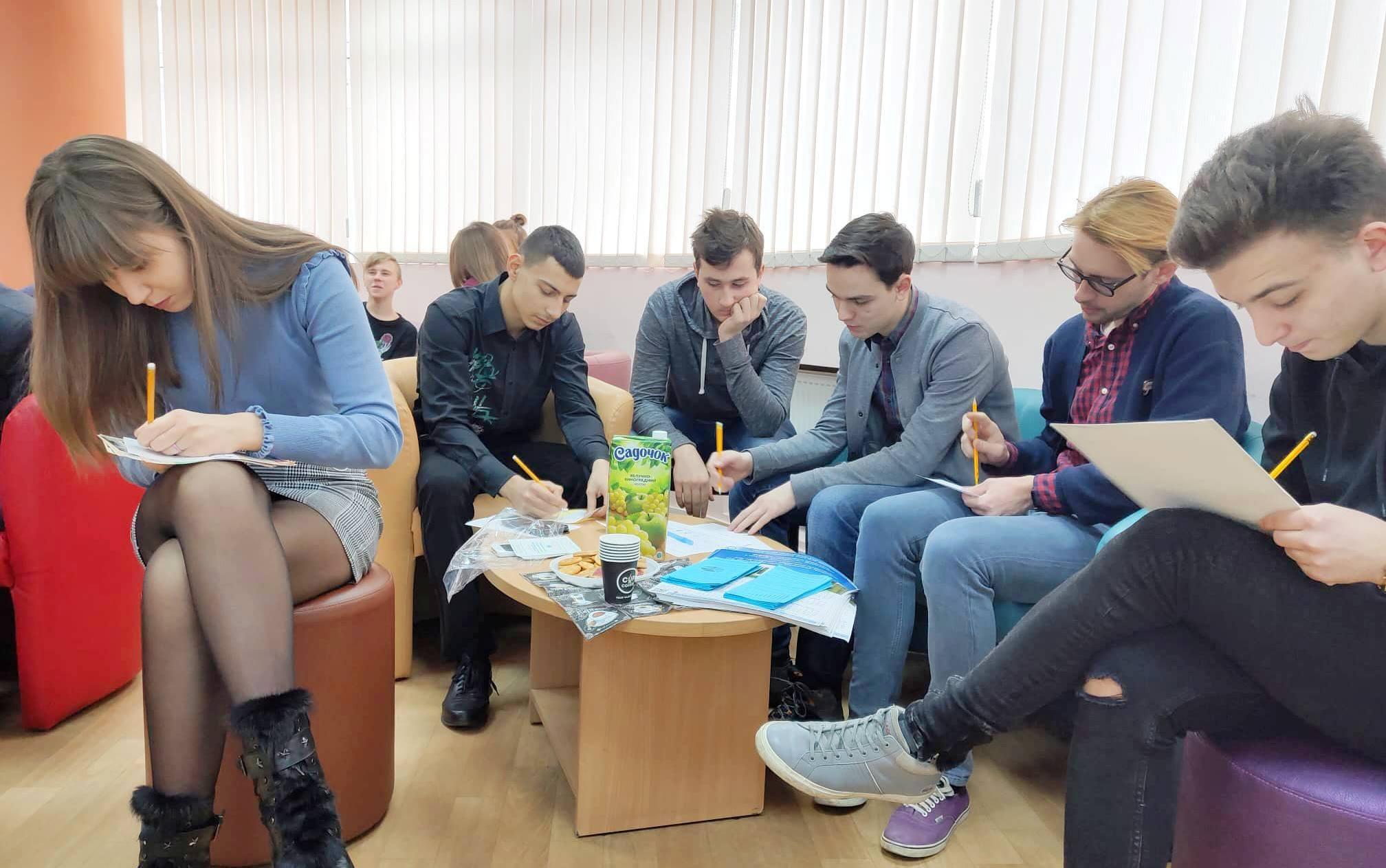 Профорієнтаційний STEM проведуть у Харкові