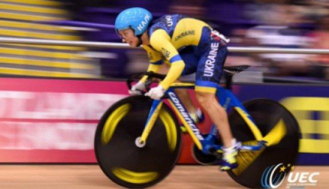 Харків'янка завоювала срібну медаль з велотреку