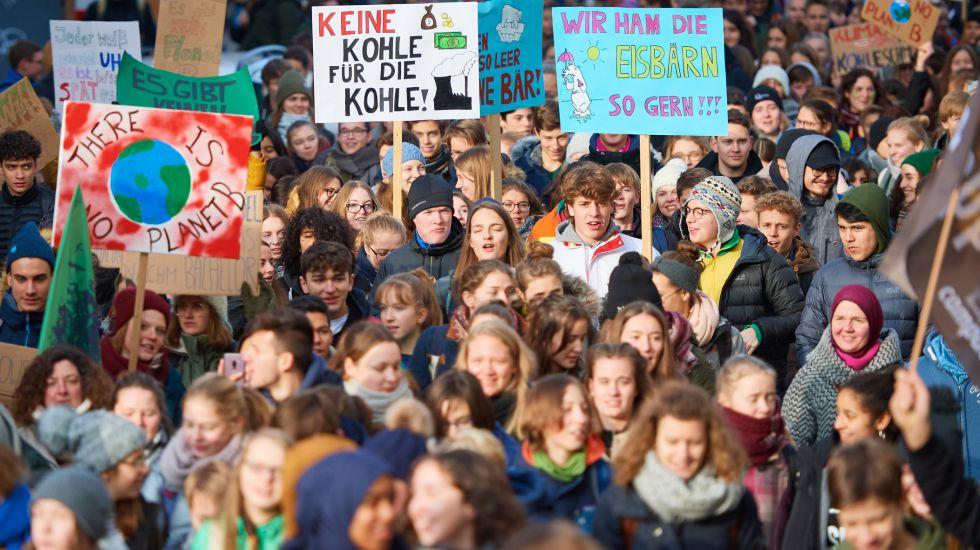 Харків приєднався до всесвітньої акції на захист клімату
