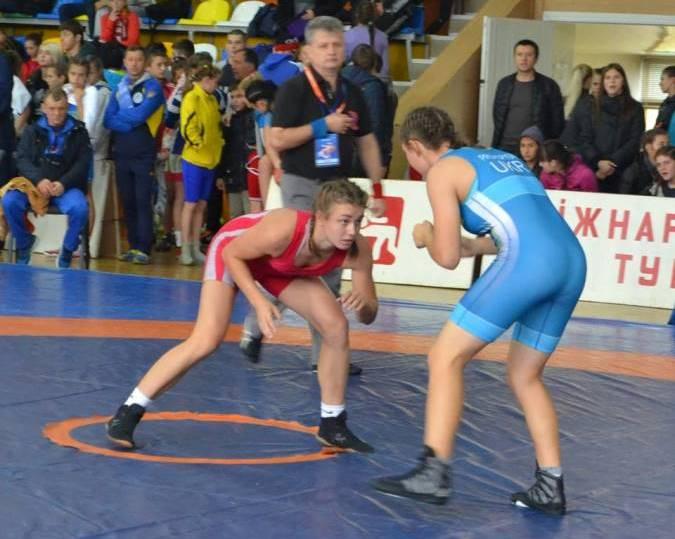 Харківські борці завоювали золоті нагороди на чемпіонаті України