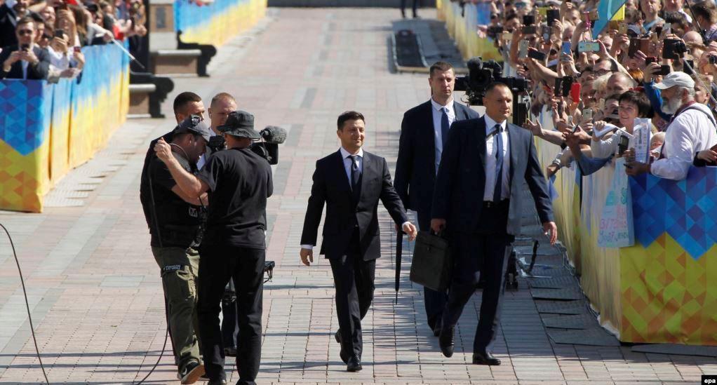 Відбулась інавгурація Президента України