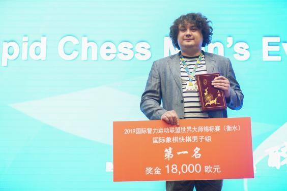 Харків'янин став переможцем Всесвітніх інтелектуальних ігр