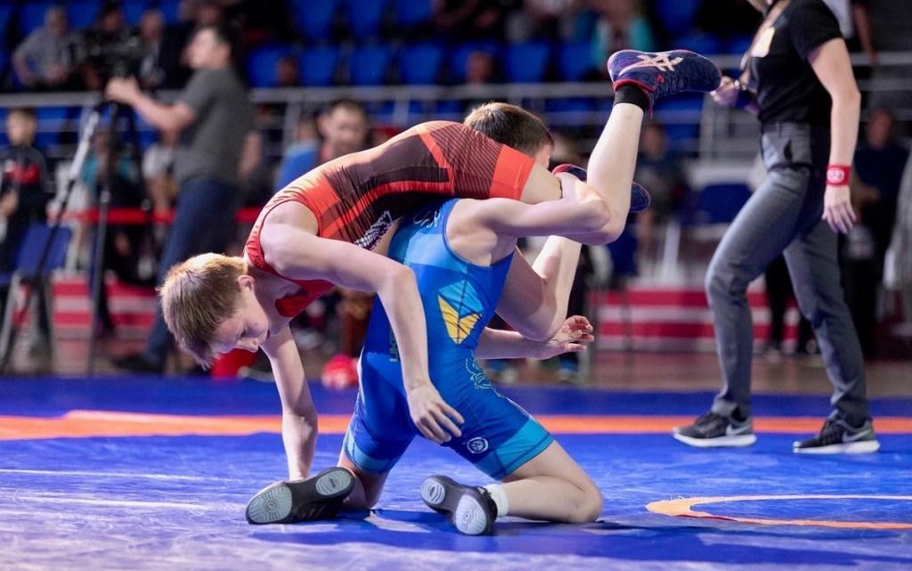 Юні борці Харківщини стали бронзовими призерами чемпіонату України
