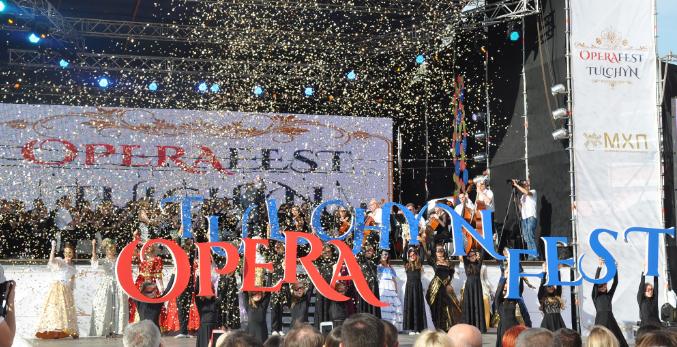 На Operafest Tulchyn харків'яни вперше представили балет