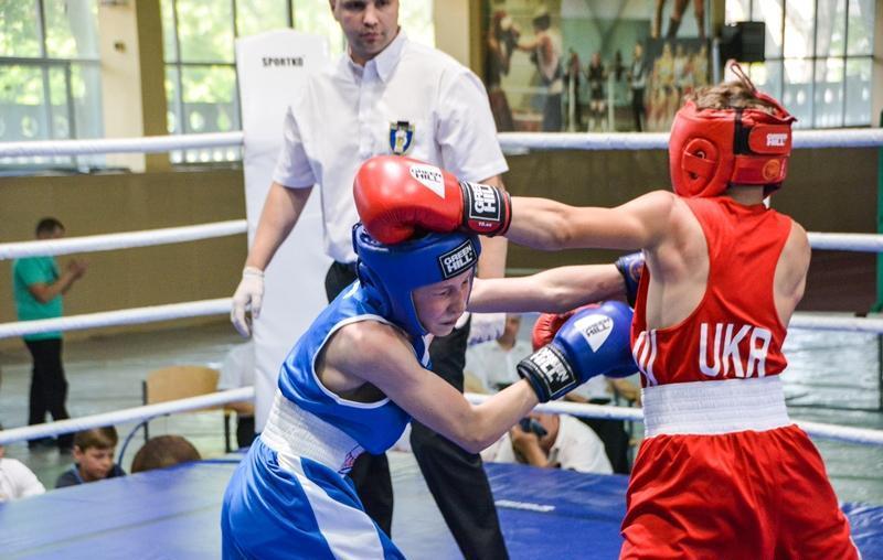 Відбувся міжнародний турнір з боксу