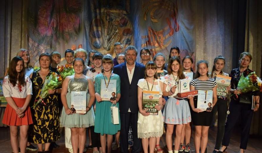 Юні художники отримали призи престижного конкурсу