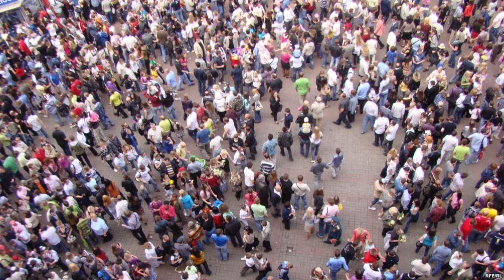 За коефіцієнтом ООН населення Харківської області вважається старим
