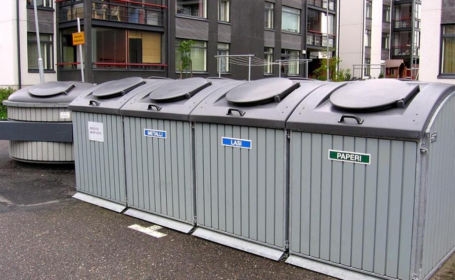 У Харкові може запрацювати «розумна» система вивезення сміття