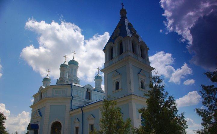 В церкву під Харковом влучила блискавка