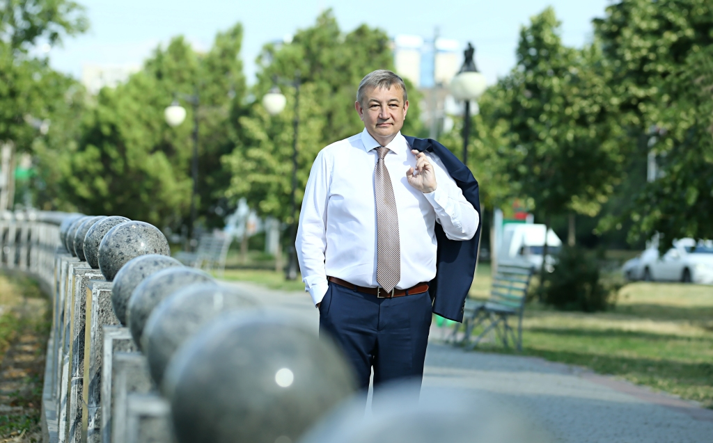Сергій Чернов: Ініціативністьлюдей – запорука модернізації нашої країни