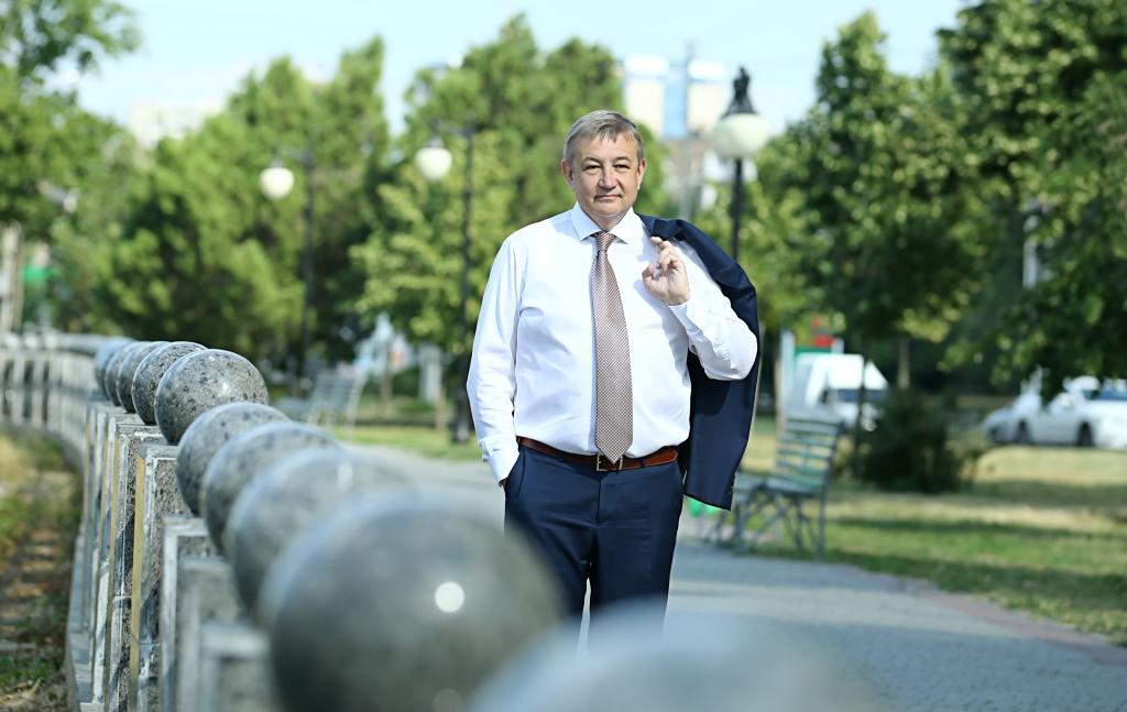 Сергій Чернов: «Сучасний політик має бути досвідченим та грамотним практиком»