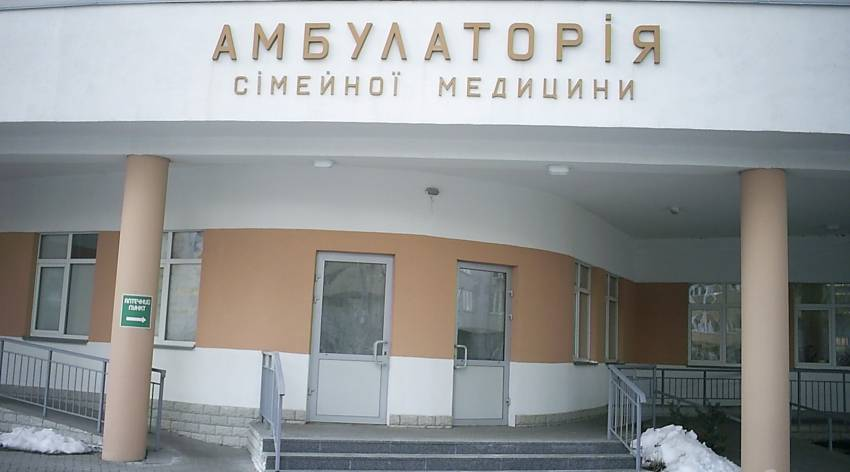 На Харківщині швидкими темпами будують нові амбулаторії