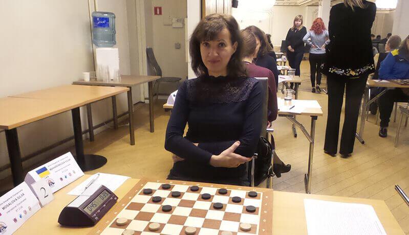 Харків'янка стала срібною призеркою етапу Кубка світу з шашок