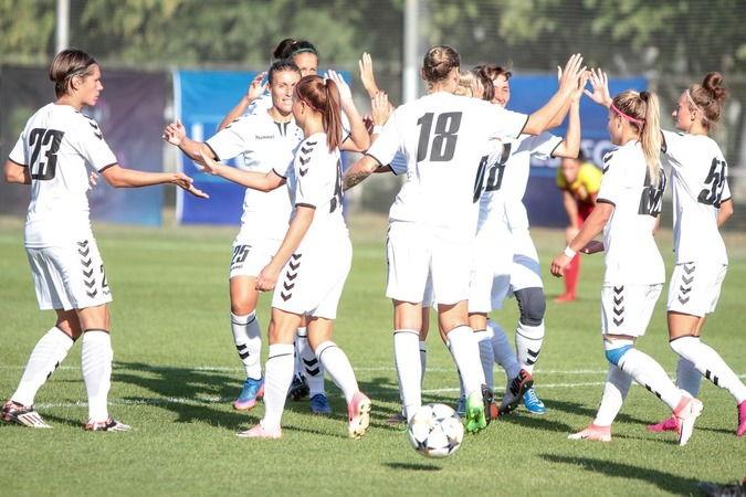 Футболістки харківського клубу здобули першу перемогу нового турніру