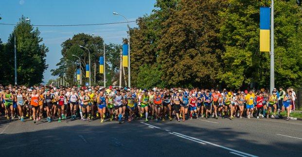 У неділю у Харкові пройде міжнародний марафон