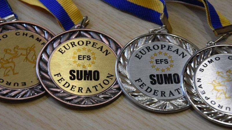 Харківські сумоїсти успішно виступили на Кубку Європи
