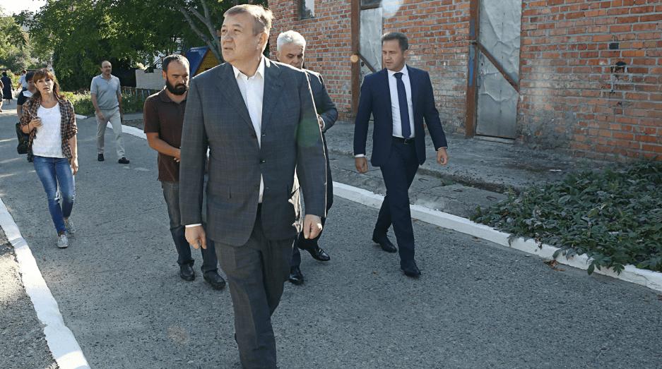 На Красноградщині презентували нові реалізовані мініпроекти