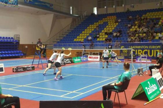 У Харкові відбувся Міжнародний турнір з бадмінтону