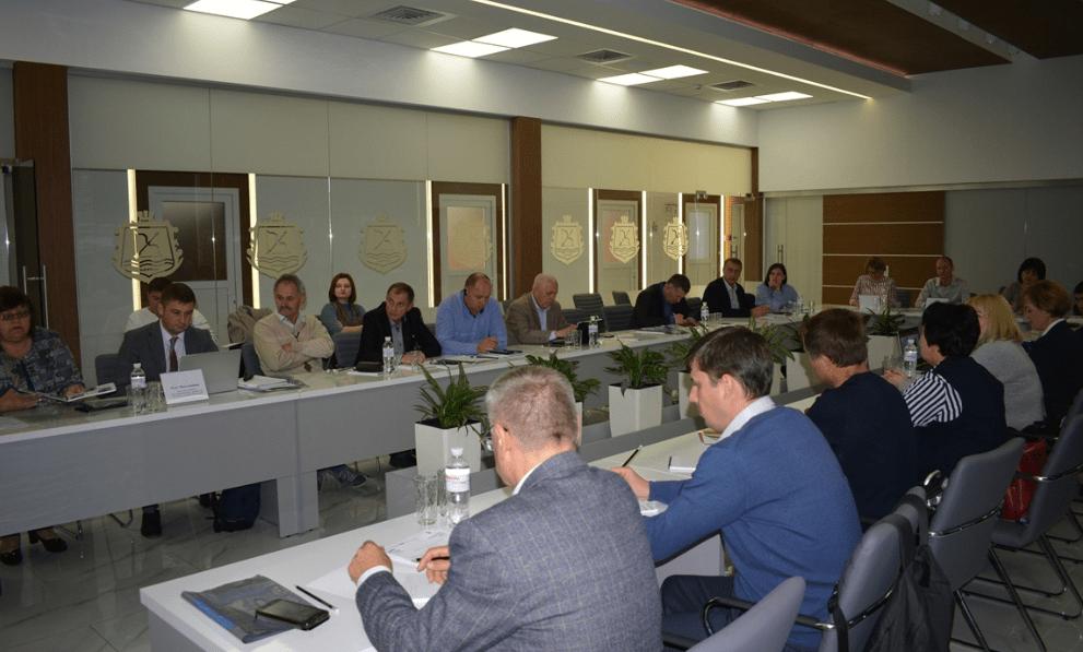 У Мереф'янській ОТГ обговорили стратегії енергоефективності в громадах