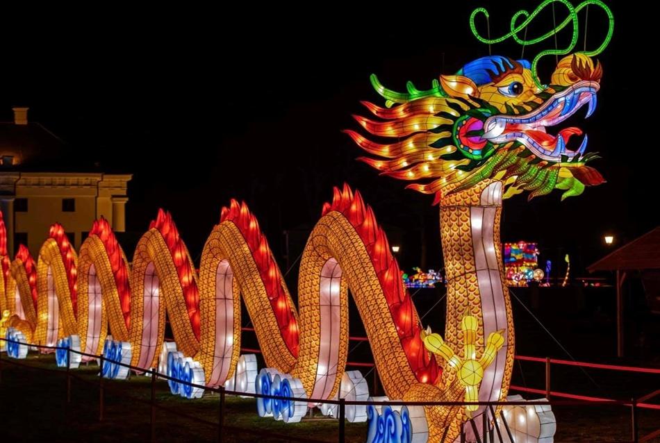 У Харкові стартує Фестиваль гігантських китайських ліхтарів