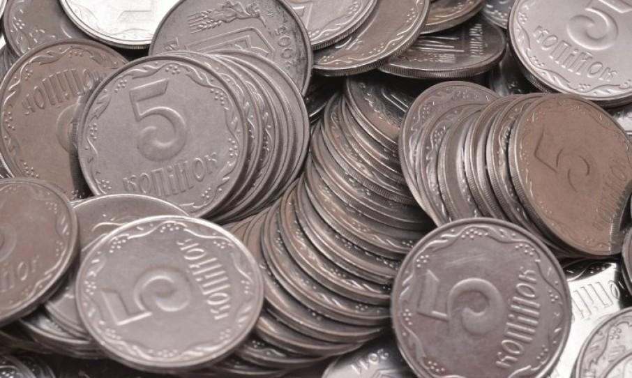 Харків'яни активно міняють дрібні монети