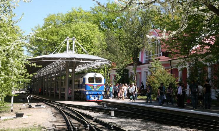 «Мала Південна залізниця» перевезла за сезон понад 16 тисяч пасажирів