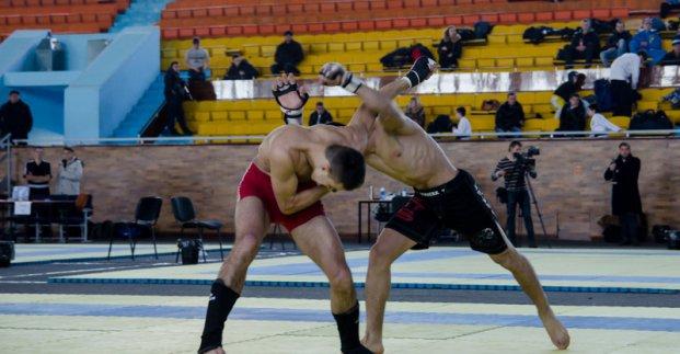 Харків'яни стали чемпіонами України з козацького двобою