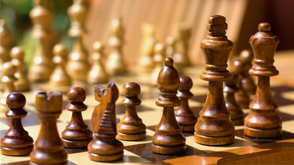 Харківський гросмейстер переміг на престижному шаховому турнірі