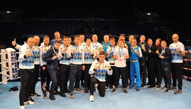 Харків'яни стали чемпіонами Європи з таїландського боксу
