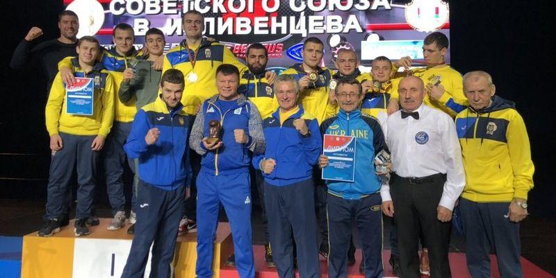 Харківські боксери вибороли «золото» турніру в Білорусі