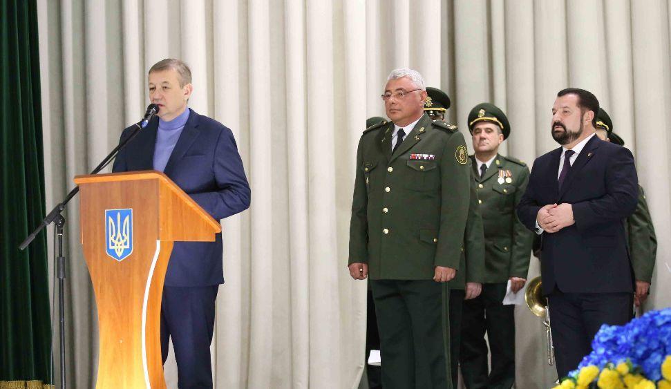 Національна академія Національної гвардії України відзначає 88 річницю від дня заснування