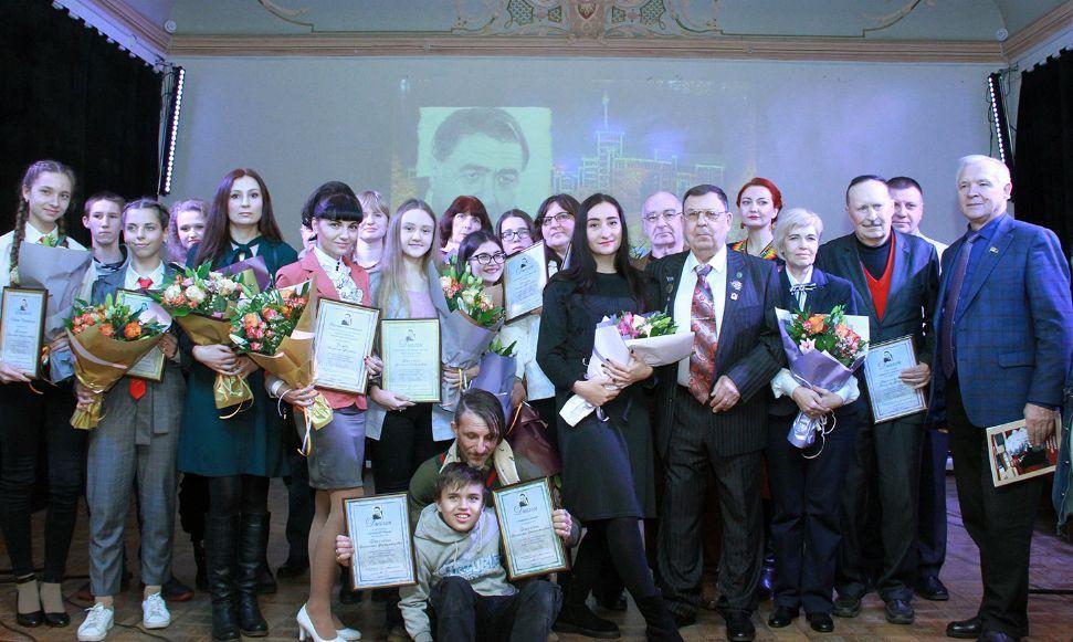 Нагородили кращих літераторів Харківщини