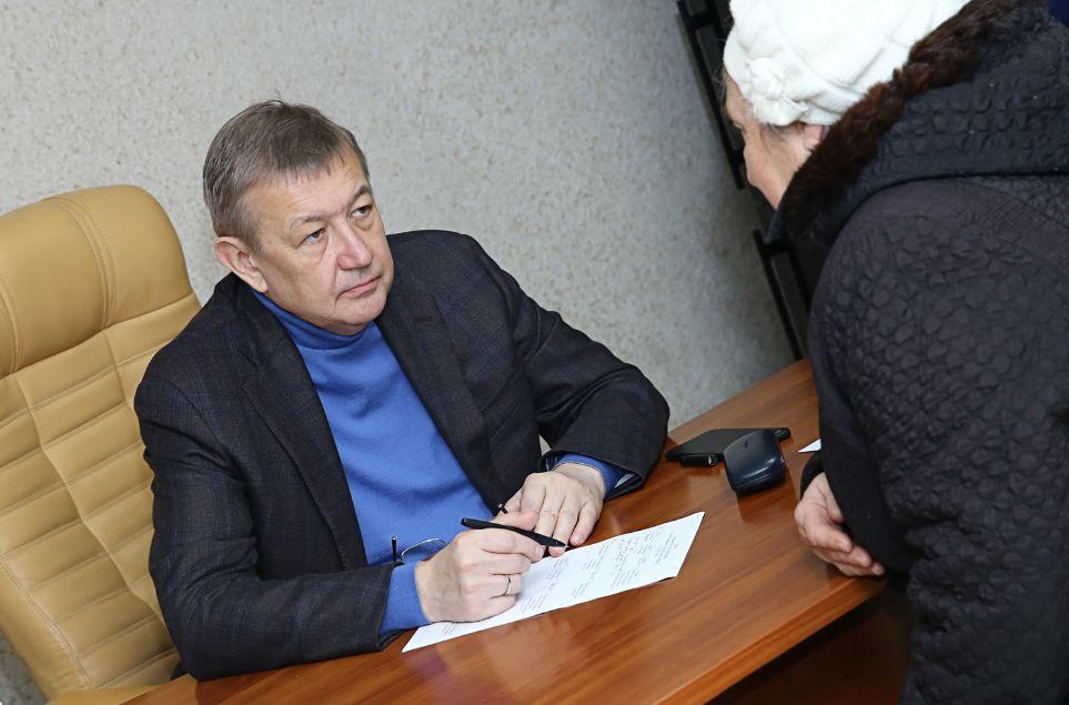 Сергій Чернов: Важкі захворювання серед першочергових проблем у зверненнях красноградців