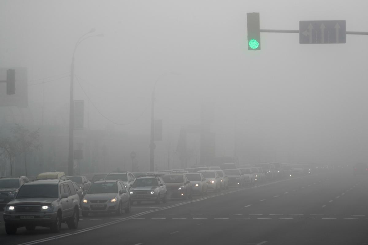 На Харківщині оголосили штормове попередження