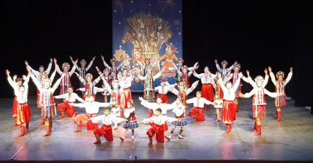 У Харкові пройшов фестиваль-конкурс «Зимовий сонцеворот»