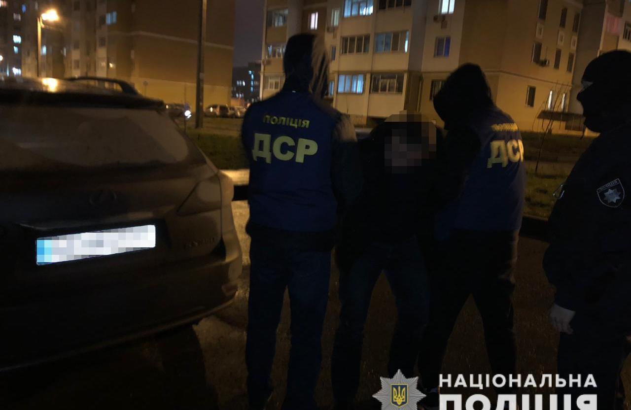 У Харкові затримано групу викрадачів елітних автомобілів