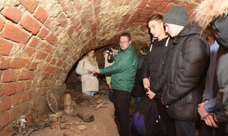 У Харкові хочуть зробити музей під землею