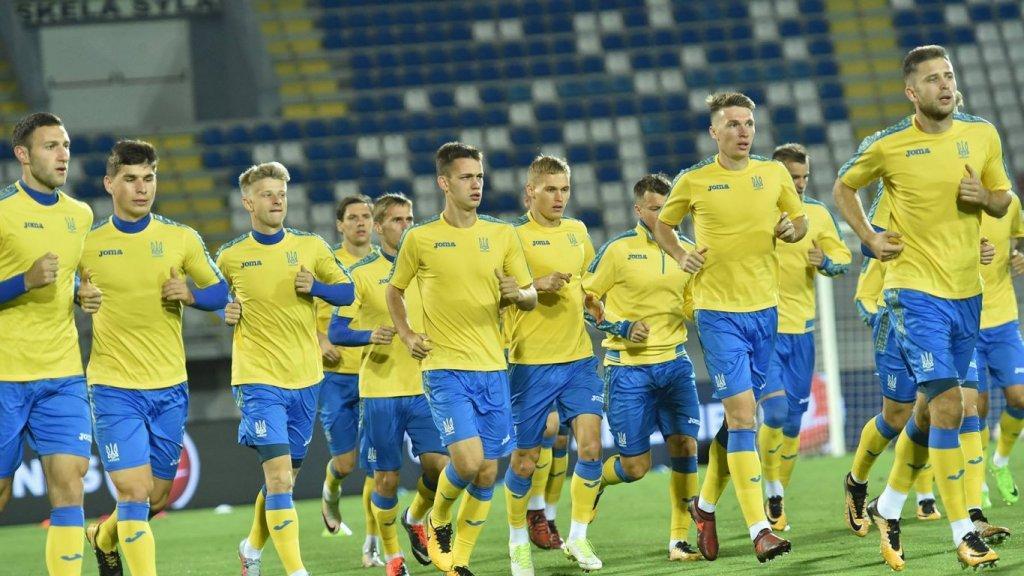 Збірна України почне збір перед Євро-2020 в Харкові
