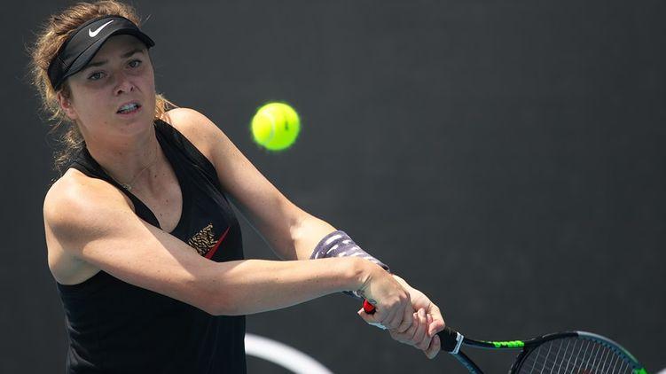 Харківська тенісистка пройшла до другого кола Australian Open