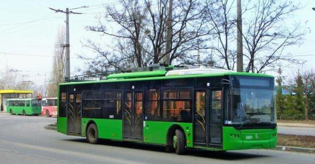 У Харкові відкрили новий тролейбусний маршрут