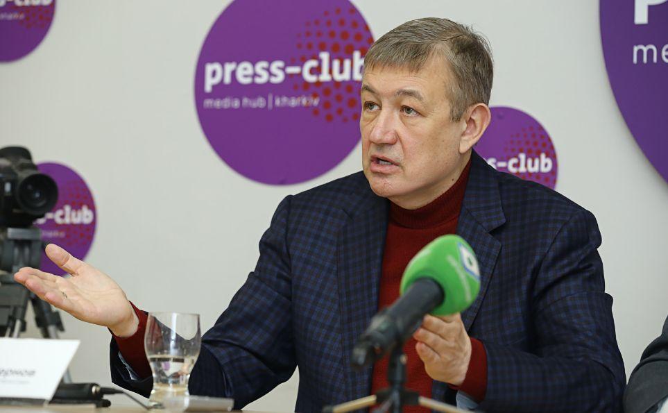 Сергій Чернов: Над проєктом Стратегії розвитку працювало майже двісті осіб і надійшло понад 800 пропозицій