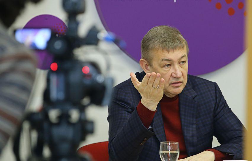 Сергій Чернов: Децентралізація на районному та обласному рівні так і не почалася